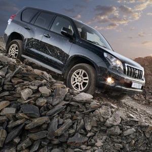land cruiser prado тюнинг