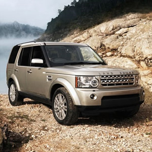land rover discovery тюнинг