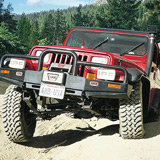 Deluxe Winch Bar Jeep Wrangler YJ