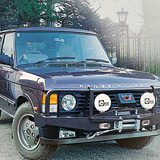 Deluxe Winch Bar Range Rover Classic без AirBag