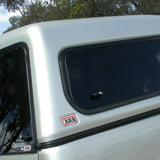 Канопи «высокий» для Ford Ranger/Mazda BT50модели Extended Cab (полуторная кабина)