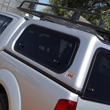 Канопи для Ford Ranger/Mazda BT50 модели Double Cab (двойная кабина)