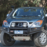 Sahara Bar Mazda BT-50