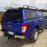 Канопи для Ford Ranger/Mazda BT50модели Double Cab (двойная кабина)