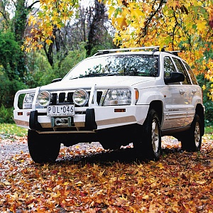 Deluxe Combination Bar Jeep Grand Cherokee WJ
