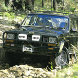 Deluxe Winch Bar Jeep Cherokee XJ Early